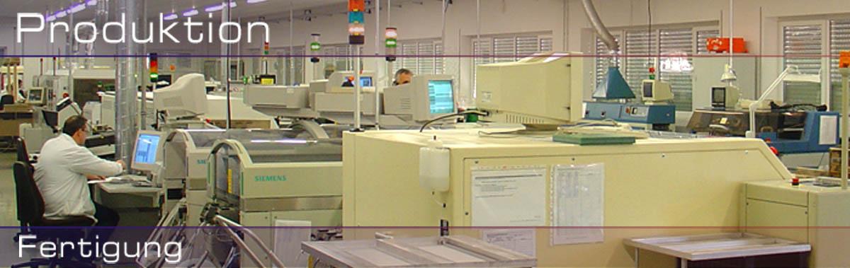 Bild zur Fertigung von ELOTEC