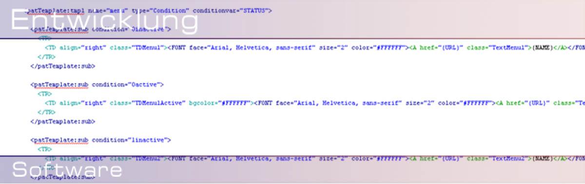 Bild zu Software-Entwicklung von ELOTEC